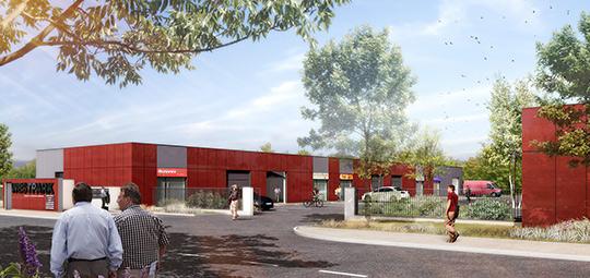 Construction d'un immeuble de bureaux et d'activités - communes de TOULOUSE (31)